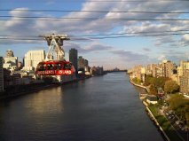 Taken while walking over the Queensboro Bridge.